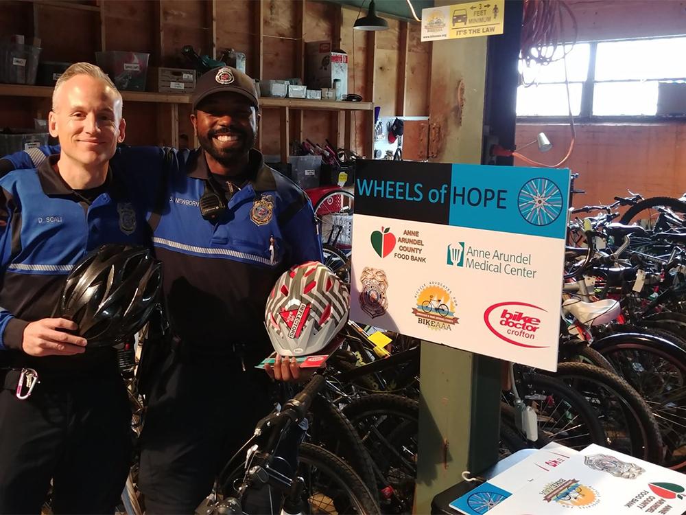 2021 Community Grant Bike AAA 2