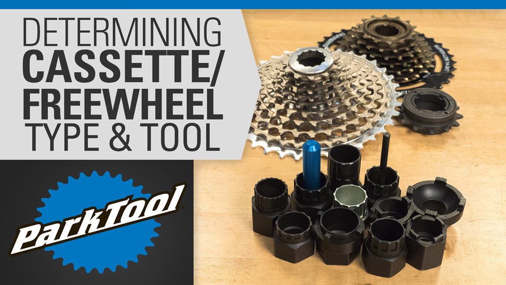 Video thumbnail for determining cassett freewheel type and tool