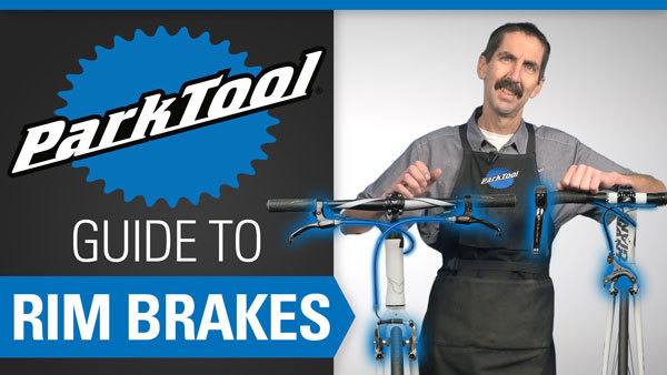 Video thumbnail for Park Tool guide to rim brakes