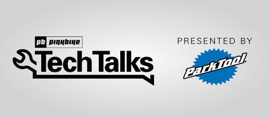 PB tech talks presented by Park Tool