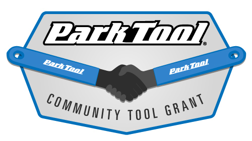 The Park Tool Community Tool Grant logo