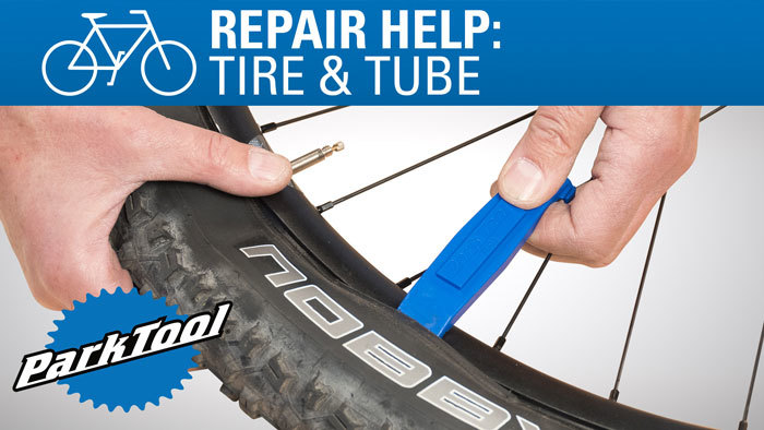 Video thumbnail for Park Tool repair help: tire and tube
