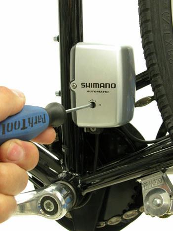 Shimano® Coasting System | Park Tool