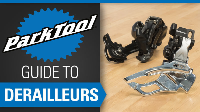 Video thumbnail for Park Tool guide to derailleurs