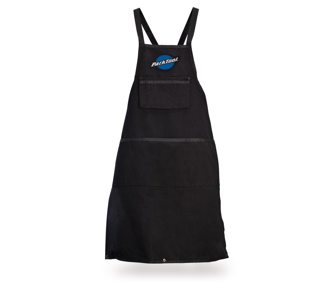 Front of the Park Tool SA-3, Heavy Duty Shop Apron