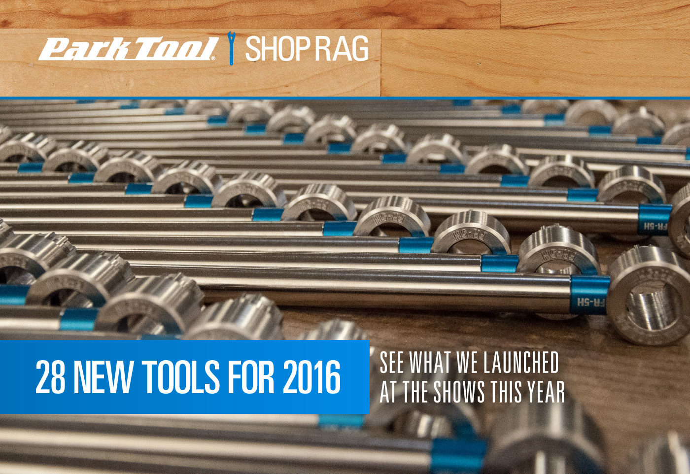 Blog header for new tools of 2016