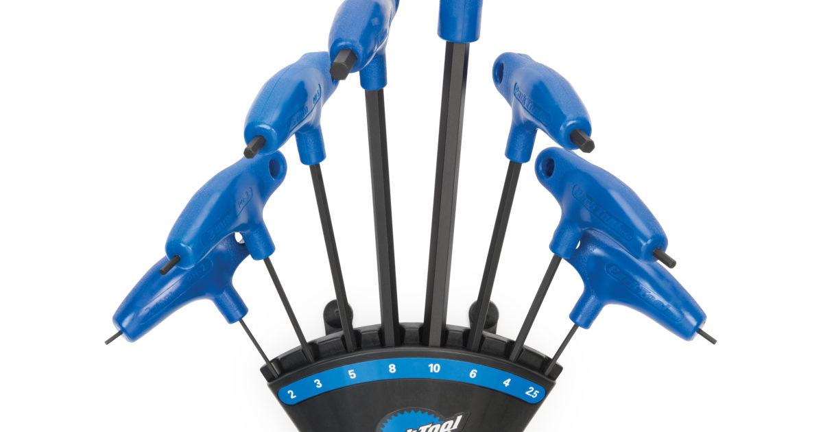 Park Tool 4001613/Cl/é Allen Ph-t8/Bleu