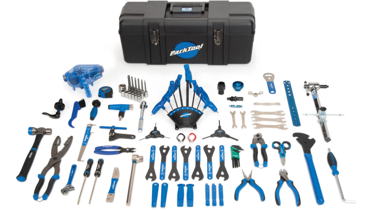 PARK TOOLS SW-0 1 2 3 5 12 13 14 BICYCLE SPOKE NIPPLE WRENCHES TOOL KIT
