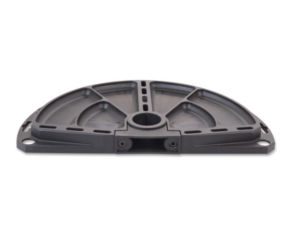 The half circle Park Tool 104 Work Tray, click to enlarge