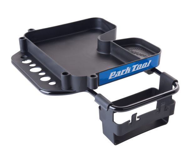 The Park Tool 106 Tool Tray from above, click to enlarge