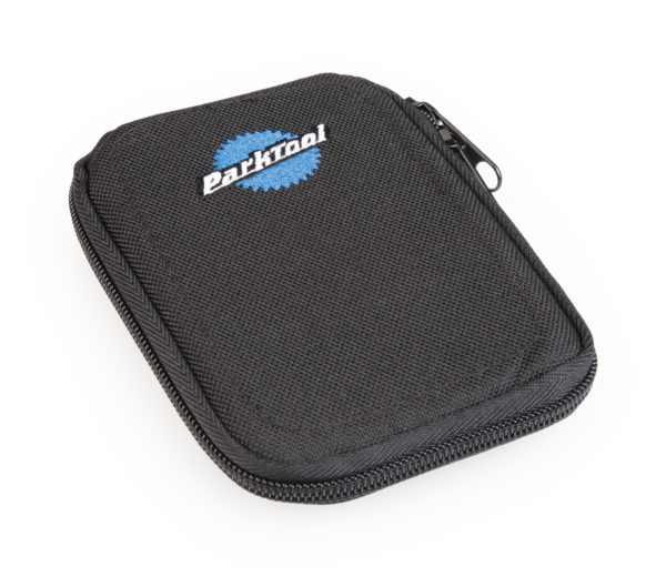 Front of Park Tool 911-7 Zippered Pouch, click to enlarge