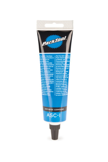 The Park Tool ASC-1 Anti-Seize Compound, click to enlarge