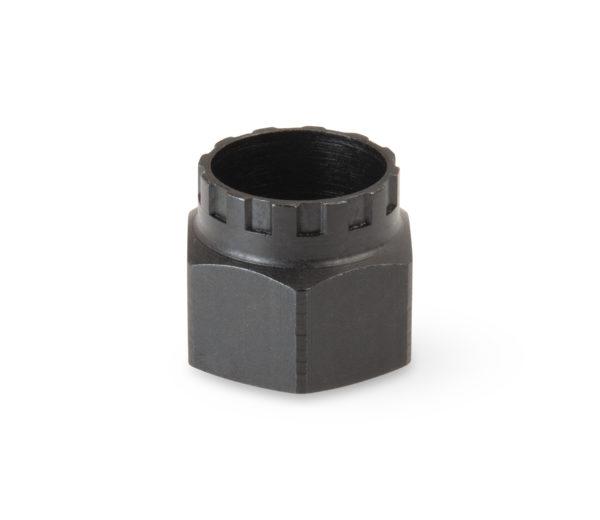 Splined side of Park Tool BBT-5/FR-11 Bottom Bracket / Cassette Lockring Tool, click to enlarge
