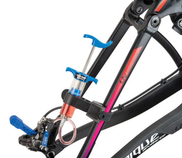 Hankyky Hydraulic Brake Bleed Kit Brake System Mineral Oil Brake Funnel Set Bike Repair Tool Kit Hydraulic Brake Oiling Tool
