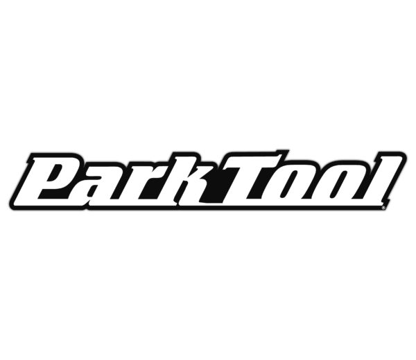 Horizontal Park Tool logo decal, click to enlarge