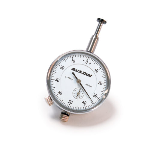 The Park Tool DT-3i Dial Indicator for DT-3, click to enlarge