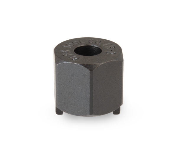 Socket side of Park Tool FR-2 Freewheel Remover, click to enlarge