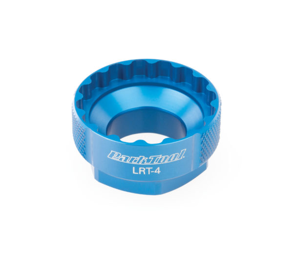 Side view of Park Tool's LRT-4, Lockring Tool Shimano Direct Mount, click to enlarge