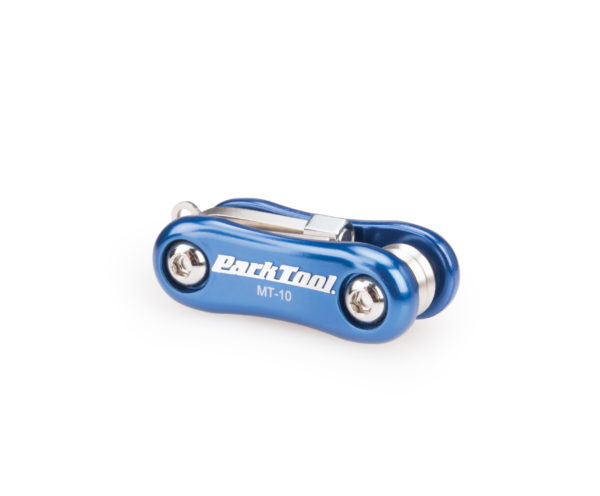 The Park Tool MT-10, Multi-Tool folded, click to enlarge
