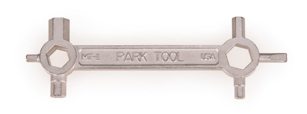 The Park Tool MT-1 Multi-Tool, click to enlarge