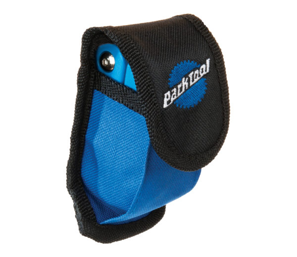 Park Tool MTB-3 Rescue Tool in holder pouch, click to enlarge