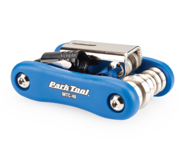 The Park Tool MTC-40, Multitool, click to enlarge