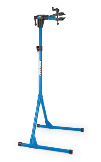 The Park Tool PCS-4-2 Deluxe Home Mechanic Repair Stand, click to enlarge