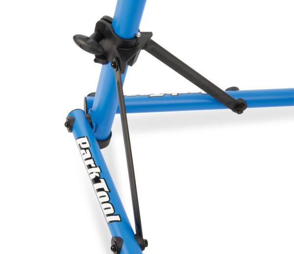 Closeup of the Park Tool PCS-9.3 Home Mechanic Repair Stand yoke, click to enlarge