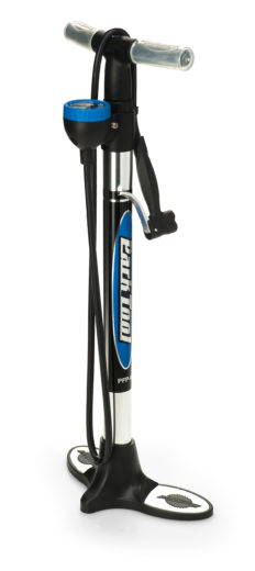 The Park Tool PFP-4 Professional Mechanic Floor Pump, click to enlarge