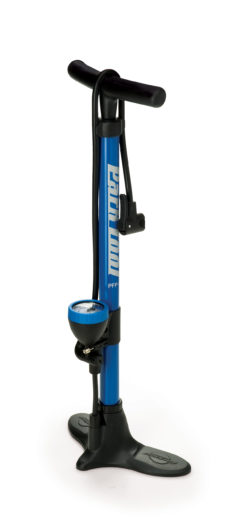 The Park Tool PFP-6 Home Mechanic Floor Pump, click to enlarge