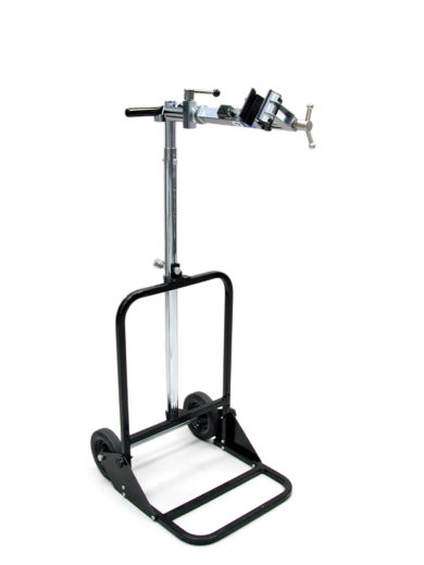 The Park Tool PRS-13 Professional Mobile Repair Stand, click to enlarge