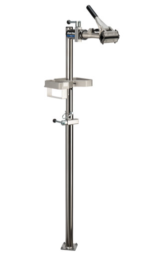The Park Tool PRS-3.2-1 Deluxe Single Arm Repair Stand without base, click to enlarge