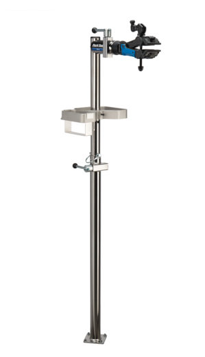 The Park Tool PRS-3.2-2, Deluxe Single Arm Repair Stand without base, click to enlarge