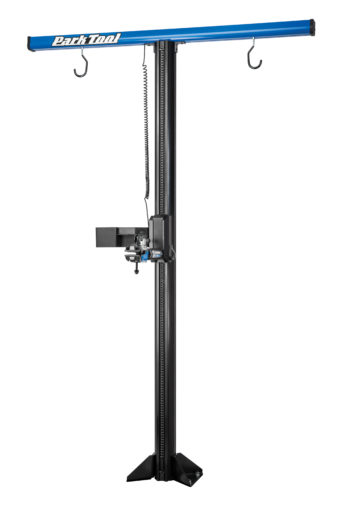 The Park Tool PRS-33 Power Lift Shop Stand, click to enlarge