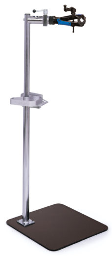 The Park Tool PRS-3OS-2 Deluxe Single Arm Repair Stand, click to enlarge