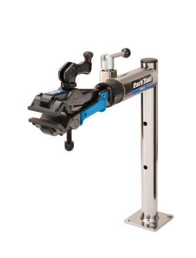 The Park Tool PRS-4.2-2 Deluxe Bench Mount Repair Stand, click to enlarge
