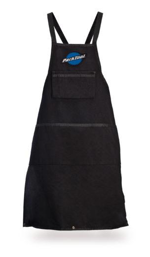 Front of the Park Tool SA-3, Heavy Duty Shop Apron, click to enlarge