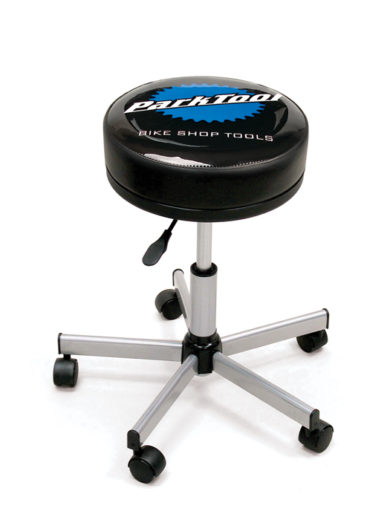 The Park Tool STL-2, Rolling Shop Stool, click to enlarge