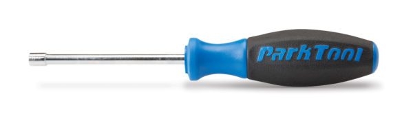 The Park Tool SW-19 Internal Nipple Spoke Wrench — 6.0mm Hex, click to enlarge