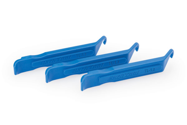 The Park Tool TL-1.2 Tire Lever Set, click to enlarge