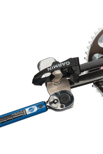 The Park Tool TWB-15, Pedal Wrench Crow Foot tightening Garmin Vector Pedals®, click to enlarge