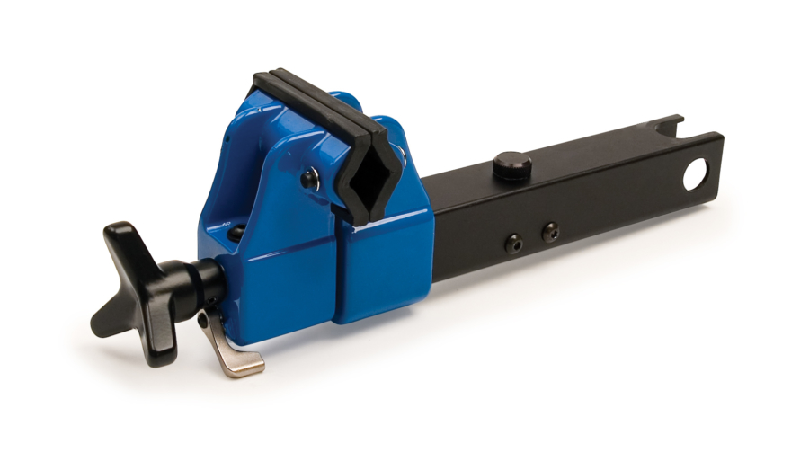 The Park Tool 100-15x Extreme Range Clamp, enlarged