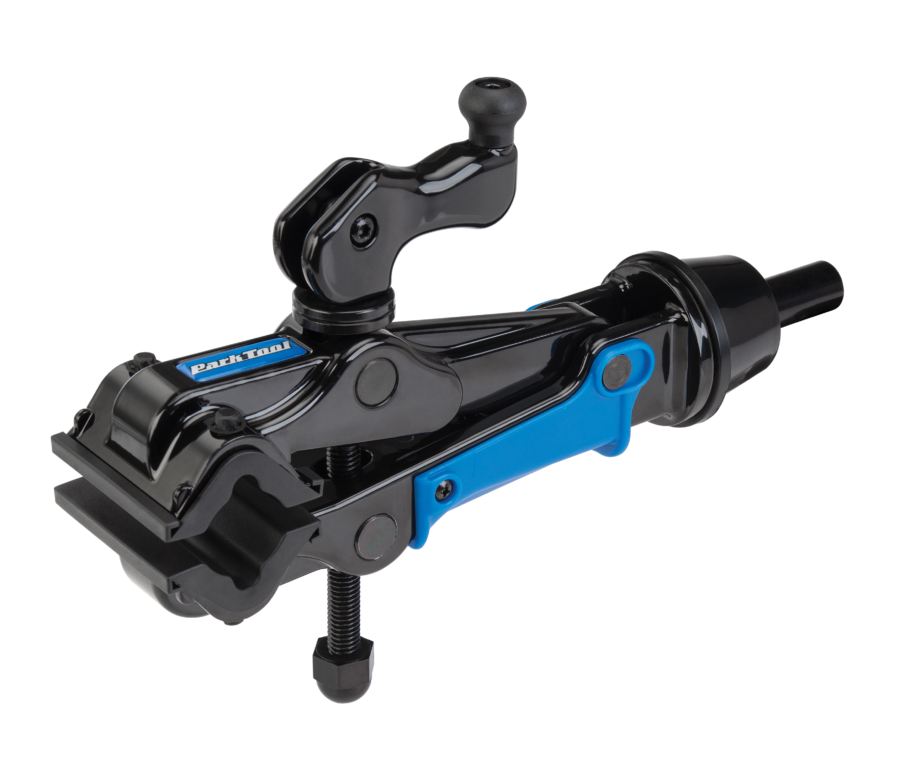 The Park Tool 100-25D Professional Micro-Adjust Clamp, enlarged