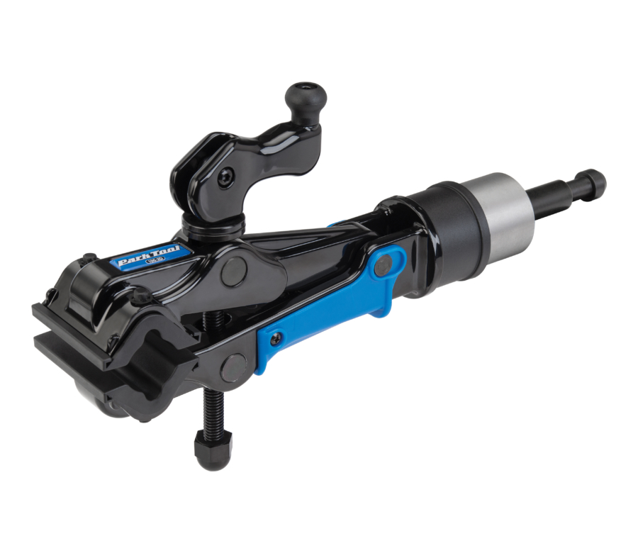 The Park Tool 100-3D, Professional Micro-Adjust Clamp, enlarged