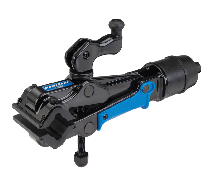 The Park Tool 100-5D, Professional Micro-Adjust Clamp, enlarged