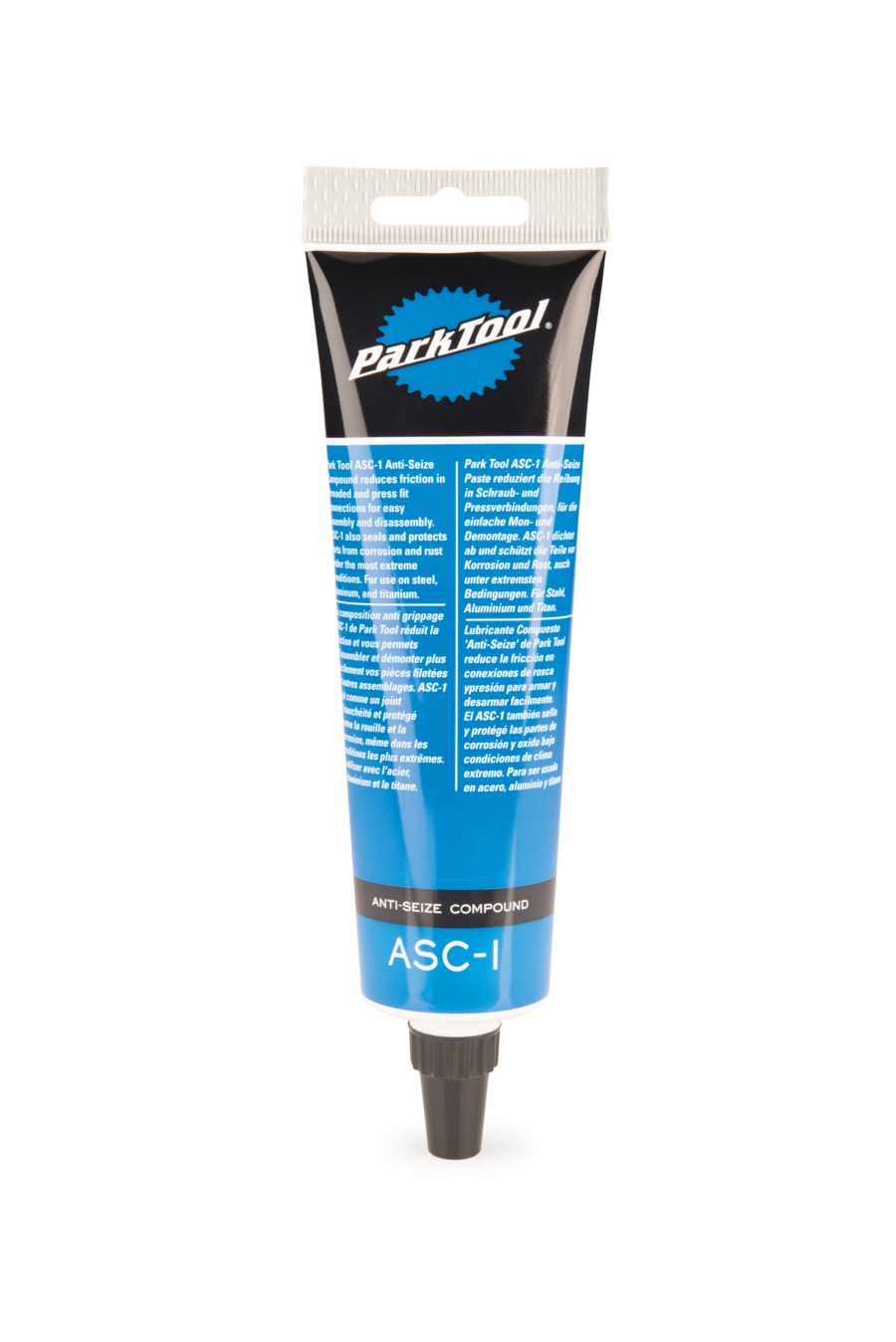The Park Tool ASC-1 Anti-Seize Compound, enlarged