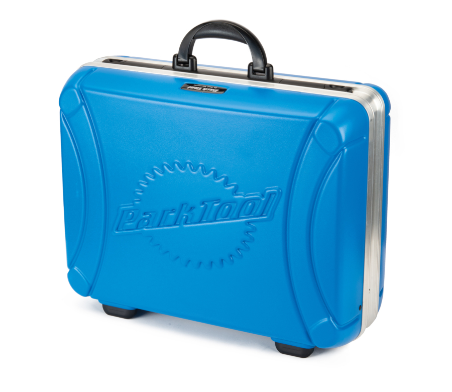 Front of Park Tool Bx-2.2 Blue Box Tool Case, enlarged