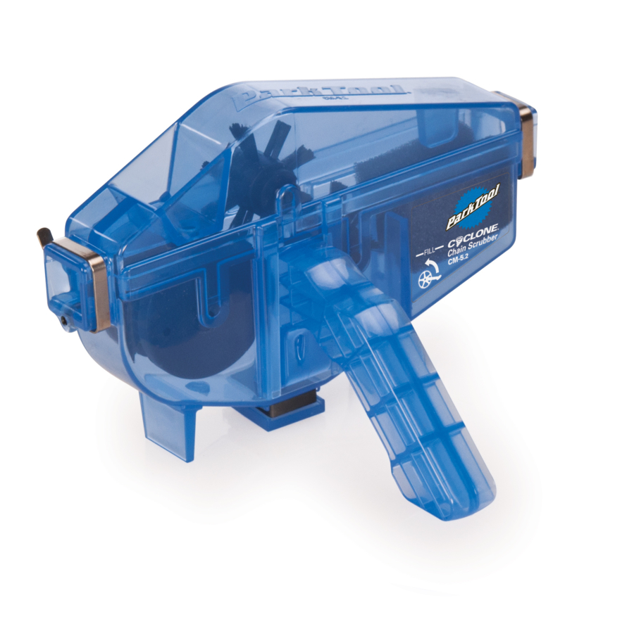 The Park Tool CM-5.2 Cyclone™ Chain Scrubber, enlarged