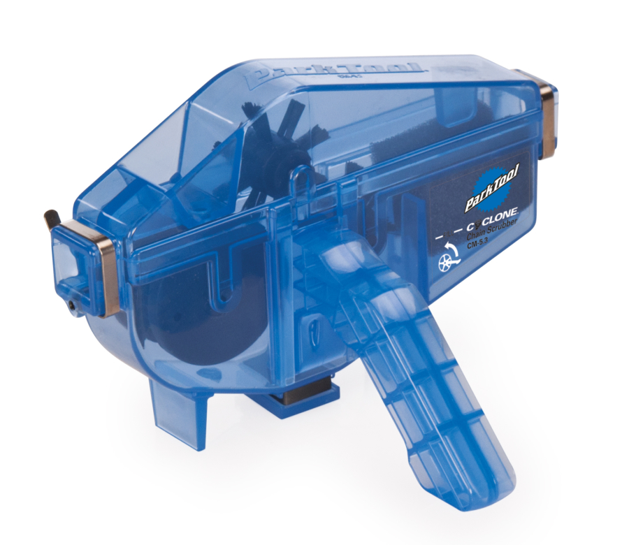 Park Tool CM-5.3 the Cyclone Chain Scrubber, enlarged