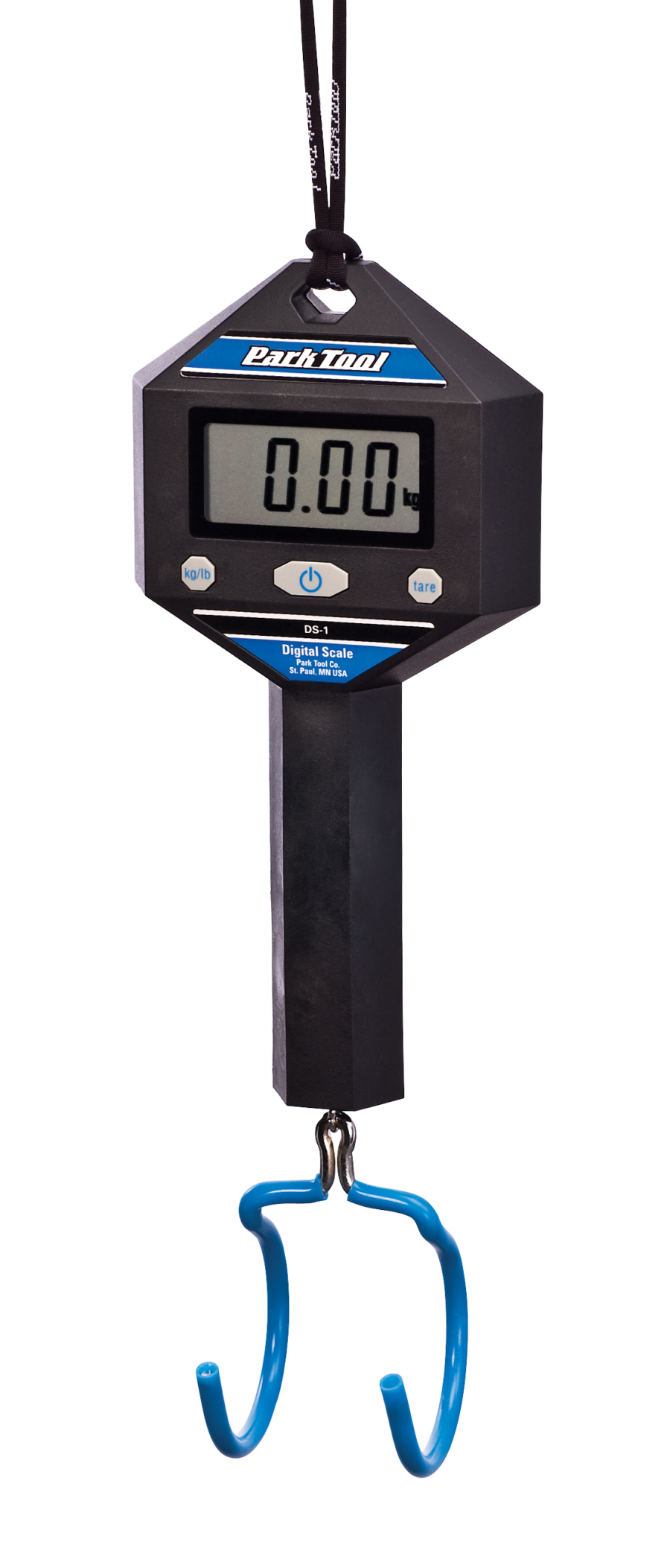 The Park Tool DS-1 Digital Scale, enlarged